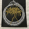 Cattle Decapitation Ouroboros patch