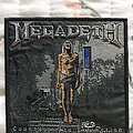 Megadeth - Patch - Megadeth - Countdown to Extinction official patch
