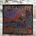 Megadeth - Patch - Megadeth Peace Sells