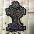 Black Sabbath - Patch - Black Sabbath - Headless Cross patch