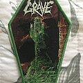 Grave - Patch - Grave - Into the Grave coffin