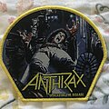 Anthrax - Patch - Anthrax - Spreading the Disease PTPP