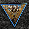 Faceless Burial - Patch - Faceless Burial - Speciation blue border
