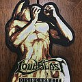 Loudblast Disincarnate Official die cut Patch