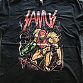 Slayer/Samus Mashup Tee TShirt or Longsleeve
