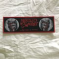 Morbid Saint Spectrum of Death official Strip Patch