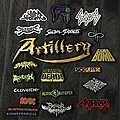 Artillery - Patch - Custom Patches