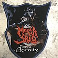 Morta Skuld For All Eternity Official Woven Patch
