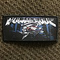 Official Powerglove Bullet Bill Printed Patch