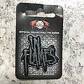 In Flames - Pin / Badge - In Flames pin