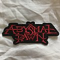 Abysmal Dawn official logo patch