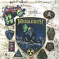 Megadeth - Patch - Pull the Plug Patches Mail Day
