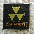 Megadeth - Patch - Megadeth Radiation patch