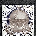 Tombs Monarchy of Shadows Unused Official Sticker Other Collectable