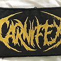 Carnifex Woven Patch
