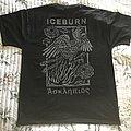 Iceburn - TShirt or Longsleeve - Official Iceburn - Asclepius shirt