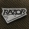 Razor shaped patch