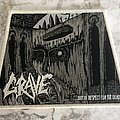 Grave - Patch - Grave - Out of Respect for the Dead