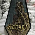 Necrot - Patch - Necrot official Blood Offerings coffin patch