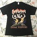 Destruction - TShirt or Longsleeve - Destruction - Eternal Devastation tee