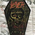 Slayer - Patch - Slayer Seasons in the Abyss Coffin