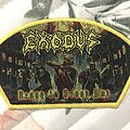 Exodus - Patch - Exodus - Blood In Blood Out