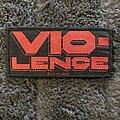Vio-Lence - Patch - Vio-Lence Small woven patch