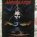 Annihilator - Patch - Annihilator - Never, Neverland BP
