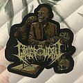 THE GROTESQUERY - Patch - The Grotesquery - Tales of the Coffin Born