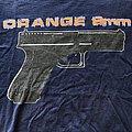 Orange 9mm • OG Gun/Lightbulb XL TShirt or Longsleeve