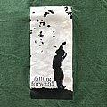 Falling Forward • Kid throwing leaves • Green XL  TShirt or Longsleeve