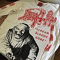 Death Scream Bloody Gore LS Tee TShirt or Longsleeve