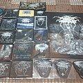 Darkthrone - Patch - Dark throne