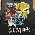 Ultra rare 1980s Slayer Show No Mercy shirt
