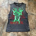1988 Slayer Root of All Evil shirt