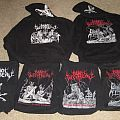 black witchery shirts and hoods