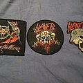 Slayer - Patch - Slayer final tour patches