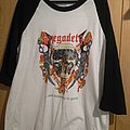 "Megadeth - TShirt or Longsleeve - Megadeth ""killing is my business"" raglan. Official 2020 reprint"