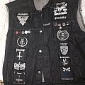 Super Duper Black Metal Trooper Vest