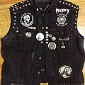 Crust Vest Battle Jacket