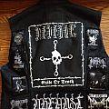 Updated Vest - Black Denim