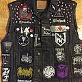 Revenge - Battle Jacket - Finalized Super Duper Black Metal Trooper Vest