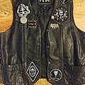 Leather Vest Battle Jacket
