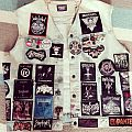 Updated Black Metal Vest