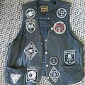 Completed Watain Disciples Vest