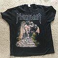 Manowar Achilles T-shirt - XL