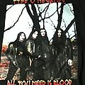 ToN All You Need Is Blood  TShirt or Longsleeve