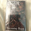 Incoming Death Sealed Tape Tape / Vinyl / CD / Recording etc