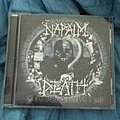 Napalm Death smear campaign cd Tape / Vinyl / CD / Recording etc