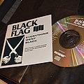 Black Flag - Everything Went Black CD